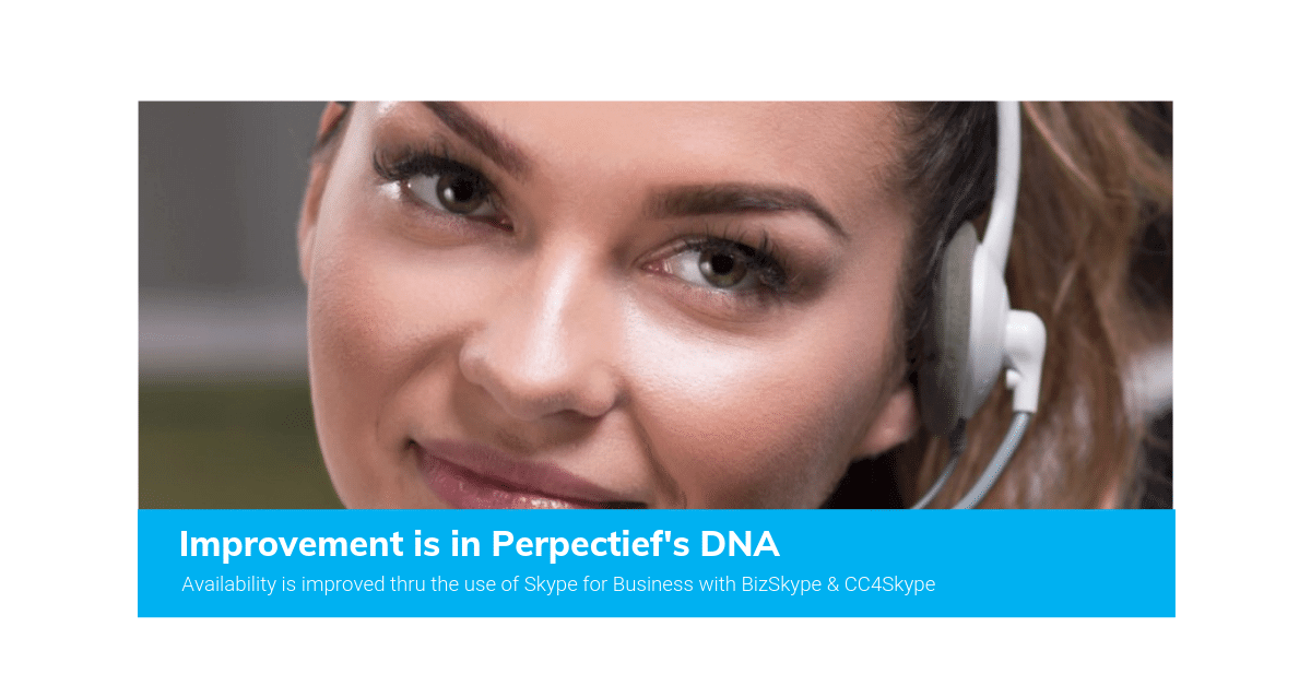 Improvement is in DNA Perspectief