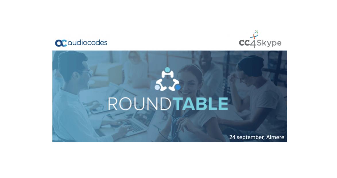 RoundTable AudioCodes
