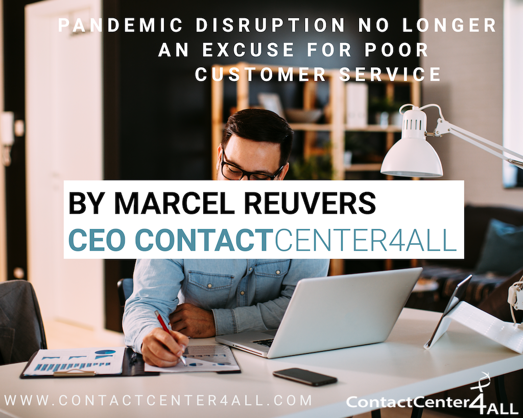 Go digital to ensure business continuity in the contact center space