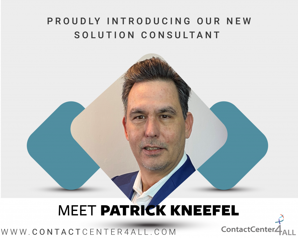 Meet Patrick Kneefel