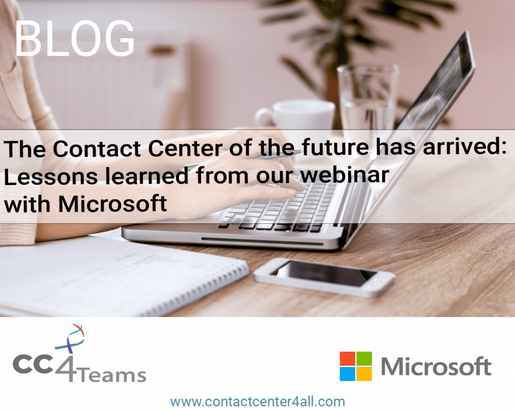 Microsoft Webinar blog conclusions